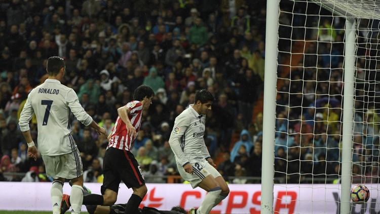 ريال مدريد يعتلي صدارة الليغا عقب فوز شاق على أتلتيك بيلباو