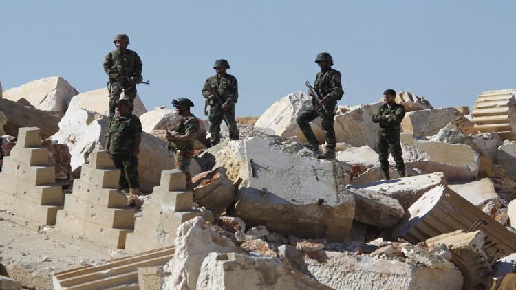 الجيش السوري يسيطر على تلة استراتيجية غرب حلب
