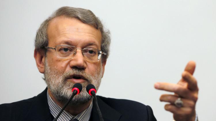 لاريجاني: المدافعون عن مراقد أهل البيت يصونون أمن إيران