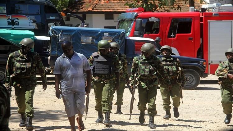 مقتل 12 شخصا في تفجير فندق شمال شرق كينيا