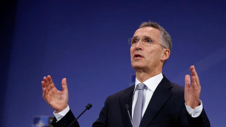 الناتو قلق من احتمال استخدام