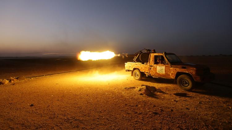 حميميم: 61 عملية قصف من قبل المسلحين في سوريا