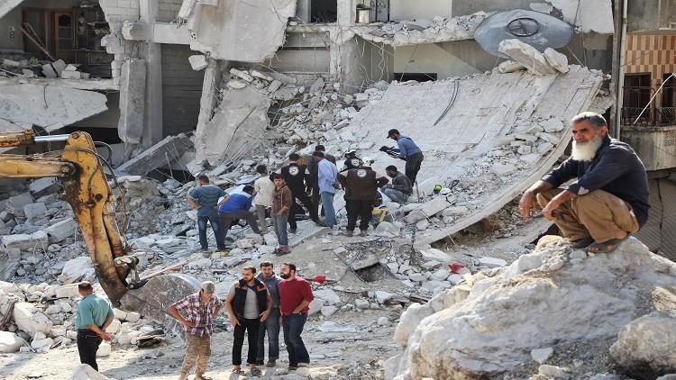 العفو الدولية: التحالف يهون من ضرر عملياته على المدنيين في سوريا