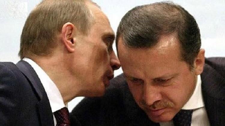 موسكو ستتبادل المعلومات الاستخبارية مع أنقرة من سوريا
