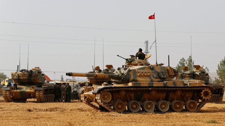 الجيش التركي: مقاتلون تدعمهم أنقرة يحرزون تقدما شمال سوريا