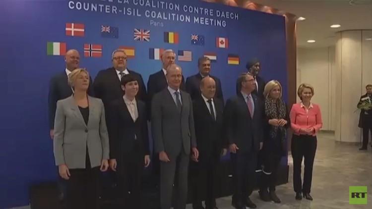 التحالف الدولي: بدء خطوات تطويق الرقة