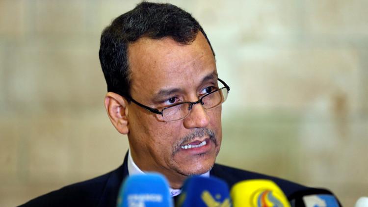 الحكومة اليمنية تتحفظ علىمبادرة ولد الشيخأحمد