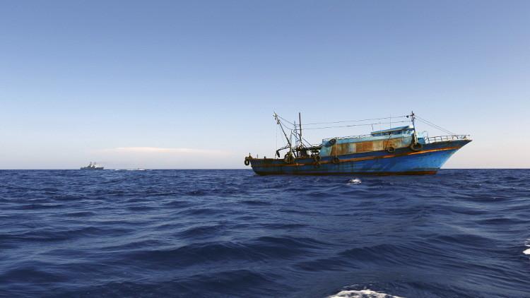 العثور على 25 جثة مهاجر غير شرعي في زورق مطاطي بالبحر المتوسط