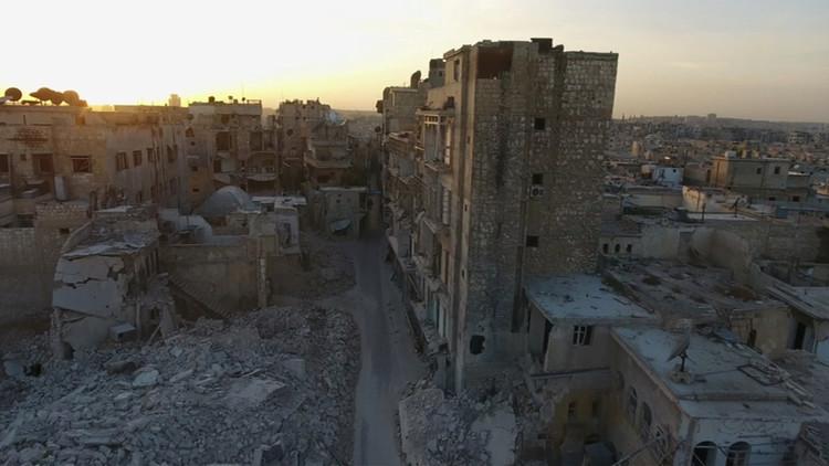 موسكو: سفننا لن تقصف حلب وتأكيدات الناتو ضرب من العبث