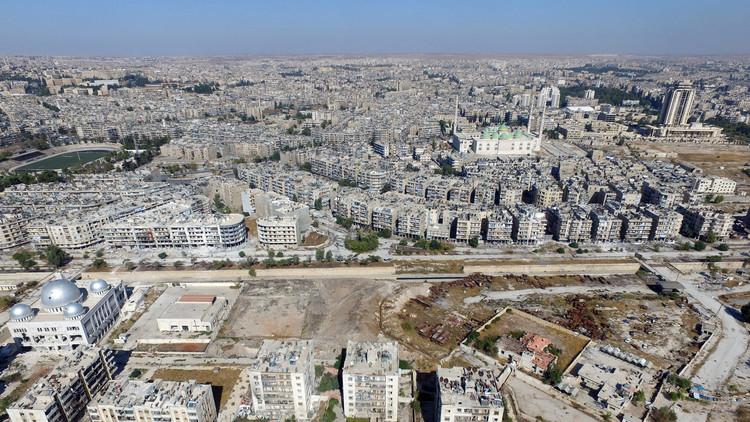 الممرات في حلب تفضي إلى طريق مسدود