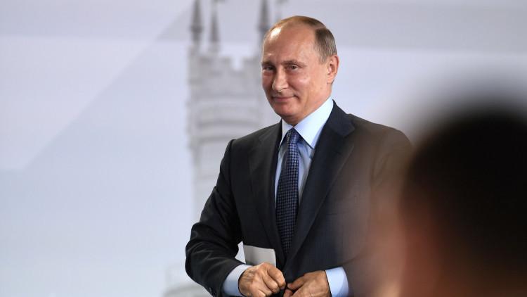 ازدياد الدعم لبوتين داخل روسيا