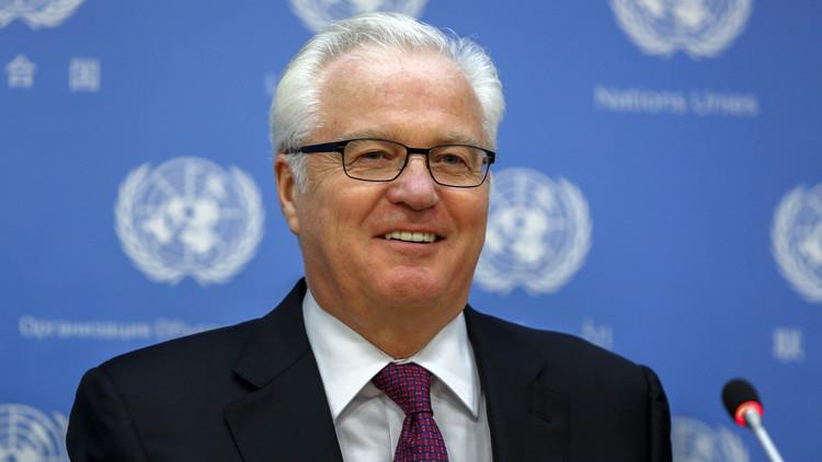 تشوركين: لا مكان للشعر تحت قبة مجلس الأمن!