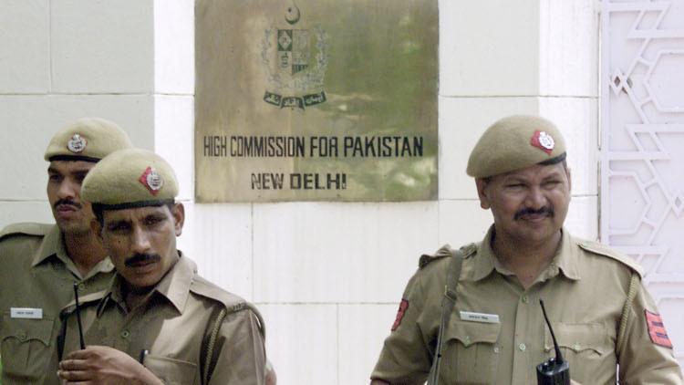 الهند تحتجز دبلوماسيا باكستانيا مشتبها بالتجسس