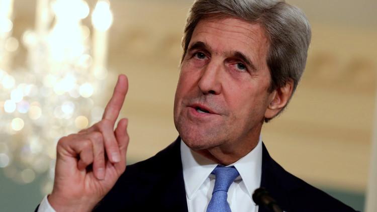 كيري: الحل العسكري في سوريا يعني تفكيكها