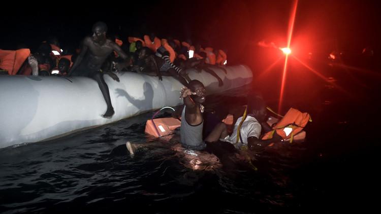 ليبيا: إنقاذ 8000 مهاجر في أسبوع.. وأوروبا تبحث خطة جديدة
