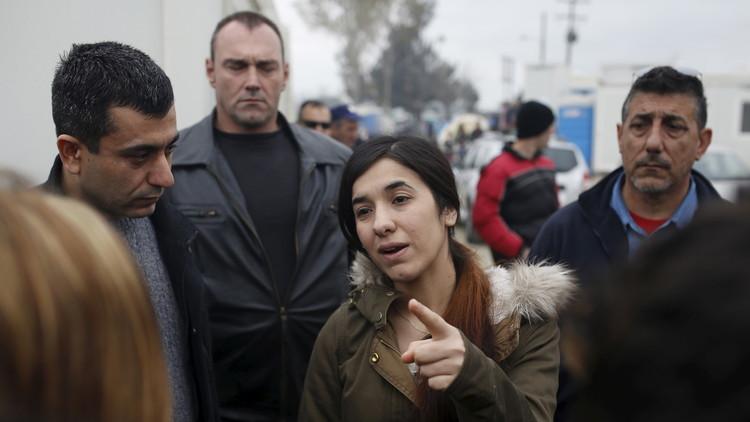 أيزيديتان من العراق تفوزان بجائزة ساخاروف لحرية الفكر