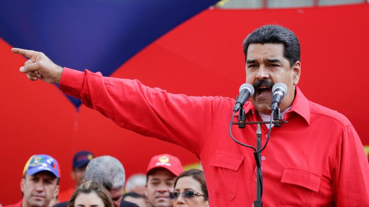 مادورو يرفع الأجور 40 بالمئة عشية إضراب عام