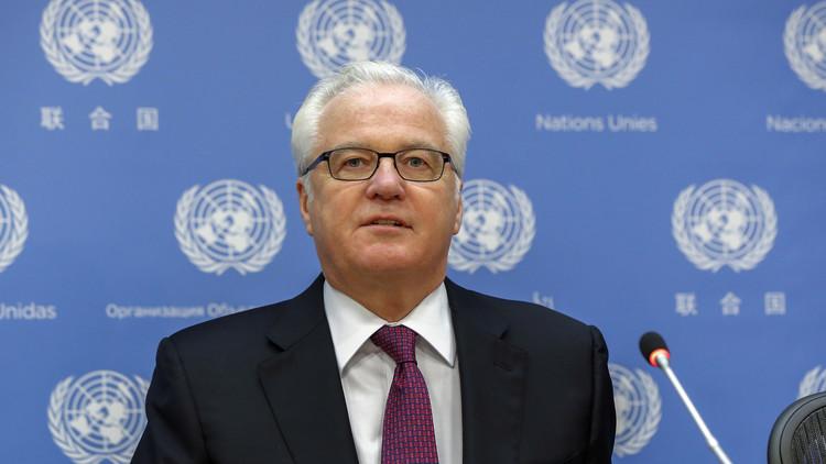 تشوركين: موسكو غير مقتنعة بنتائج تحقيق الأمم المتحدة حول الهجمات الكيمياوية في سوريا