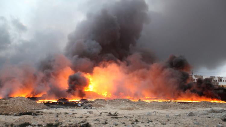 الأمم المتحدة تحذر من أخطار بيئية في الموصل