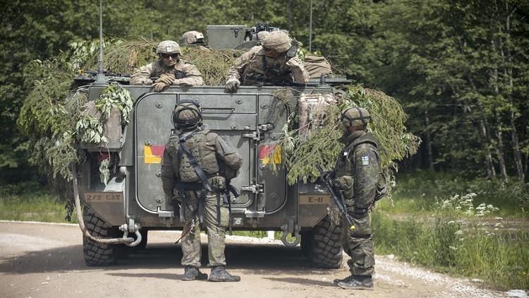الناتو يندفع نحو روسيا