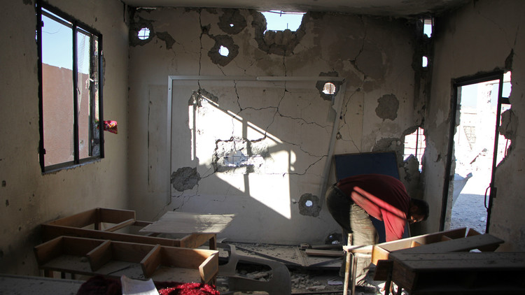 موسكو تنشر بيانات تفند المزاعم بقصف مدرسة في إدلب