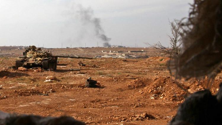 مسلحو حلب يشنون هجوما لفك الحصار المفروض عليهم