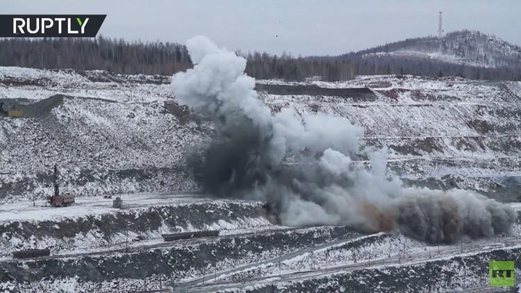 شركة روسية تعتزم تصنيع أقوى المتفجرات وأكثرها أمنا!