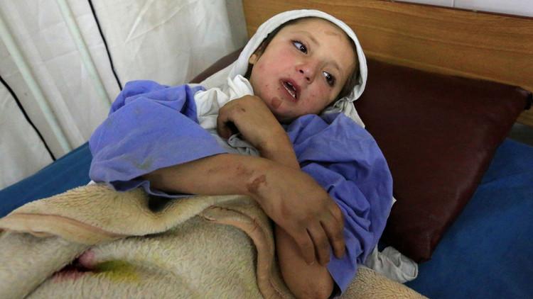مقتل مدنيين بغارة جوية في أفغانستان