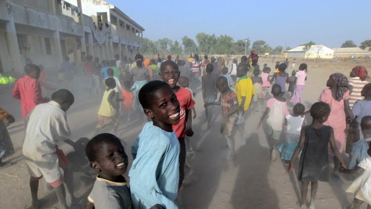 يونيسيف تحرر 900 طفل احتجزهم الجيش النيجيري