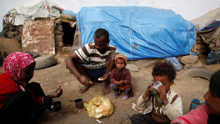 وكالات دولية: أكثر من مليون طفل يمني يعانون الجوع