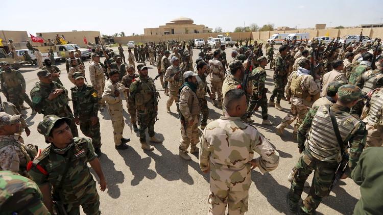 الحشد الشعبي يفتح جبهة جديدة بغرب الموصل ويهاجم تلعفر