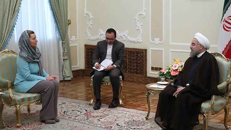 الاتحاد الأوروبي: الاتفاق النووي مع إيران وفر بيئة مناسبة للتعاون الثنائي