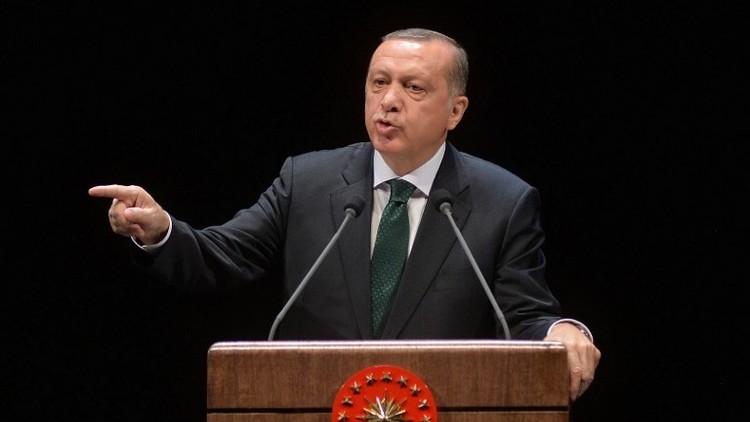 أردوغان يعزز قواته على الحدود العراقية ويحذر الحشد