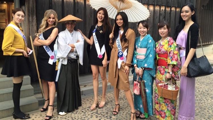 فلبينية تتوجت ملكة جمال الأمم 2016
