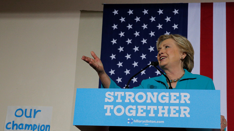 ويكيليكس: كلينتون أخفت اتصالاتها مع
