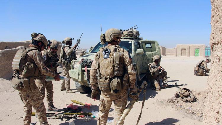 مقتل 70 مسلحا في عمليات عسكرية في أفغانستان