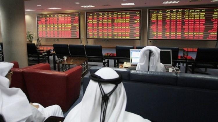 تباين البورصات العربية والقطرية الأكبر خسارة