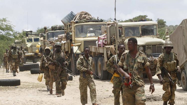 الجيش الصومالي يقتل 8 مسلحين من