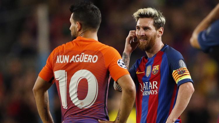 مانشستر سيتي في مواجهة ثأرية ضد برشلونة في دوري الأبطال