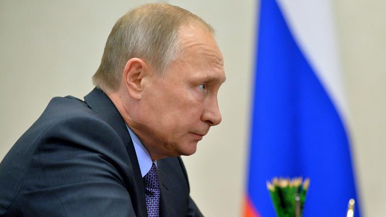 بوتين يصادق على تعليق اتفاقية إتلاف البلوتونيوم مع الولايات المتحدة