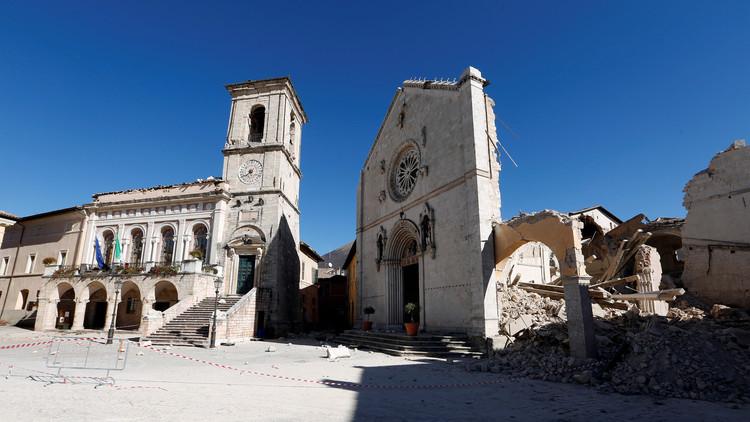 15 ألف مشرد نتيجة الزلزال في إيطاليا