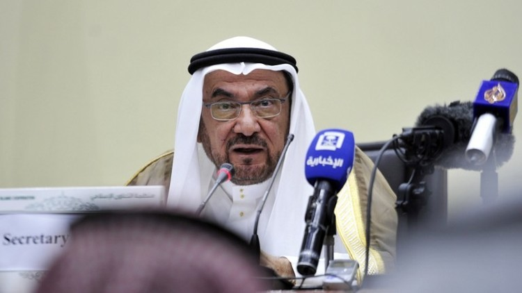 استقالة إياد مدني الأمين العام لمنظمة التعاون الإسلامي