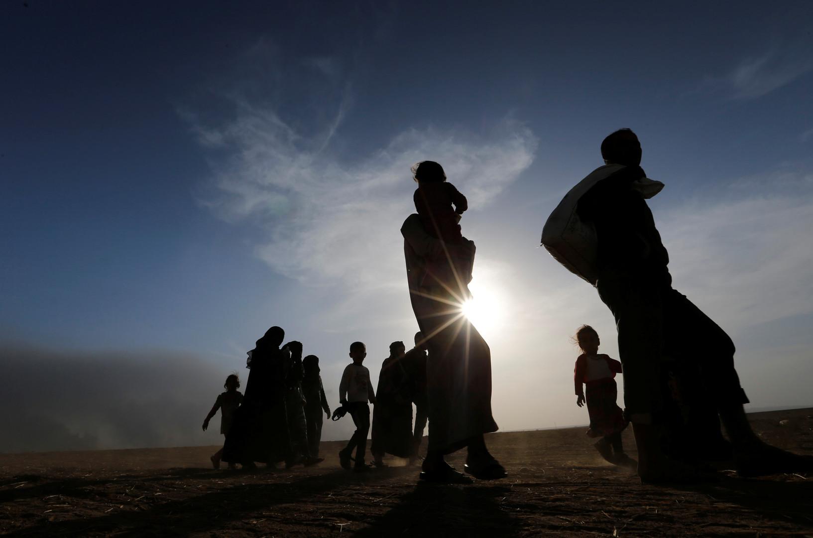 قوات البيشمركة تتحرك لاستعادة بعشيقة العراقيه من الدواعش