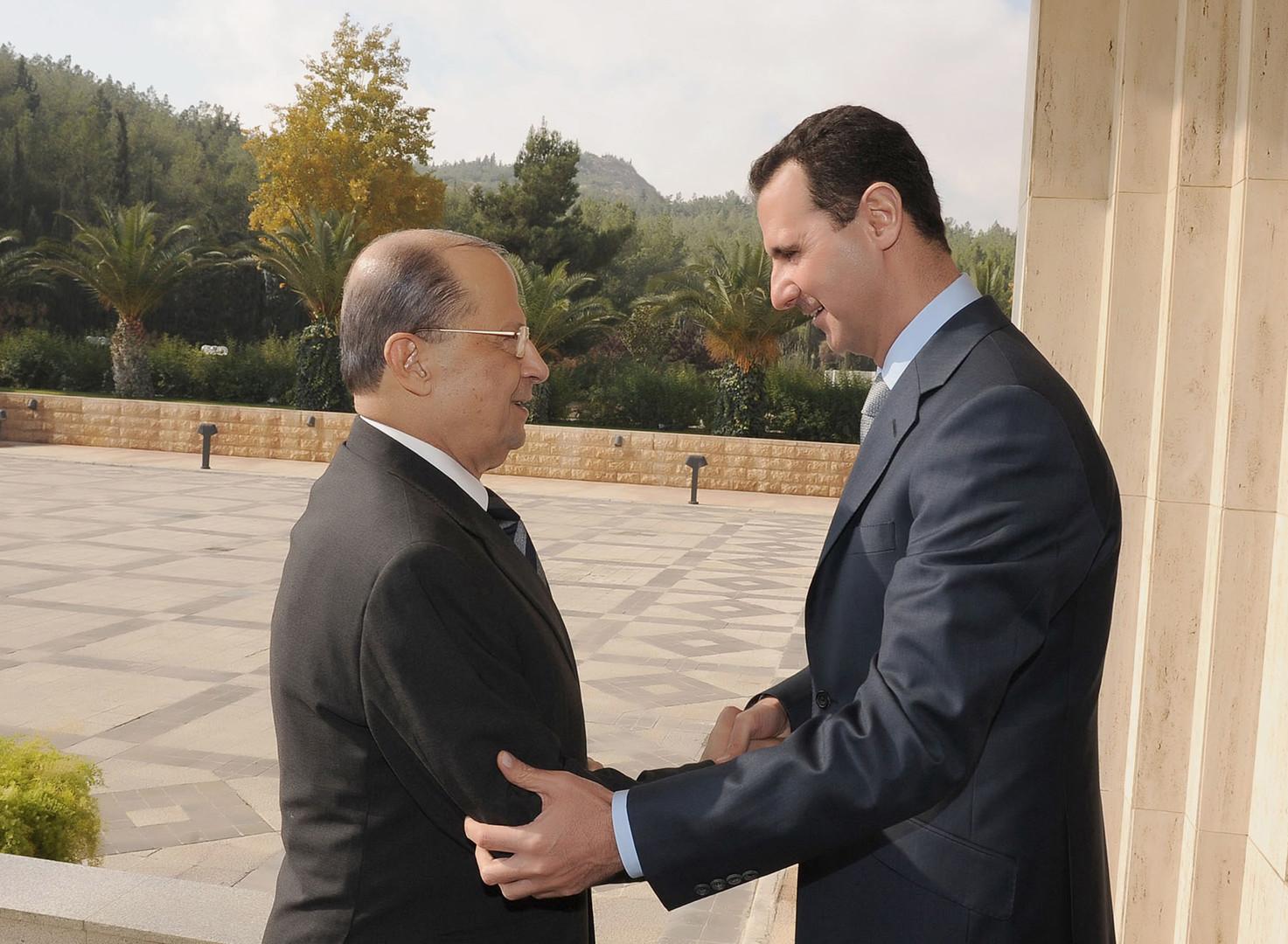 ميشال عون.. تحالف مع صدام وعرفات.. تحدى الأسد الأب وتصالح مع الابن