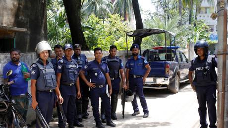 قوات الأمن في بنغلاديش