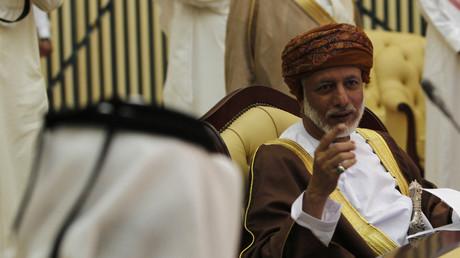 وزير الخارجية العماني يوسف بن علوي بن عبدالله في الرياض - 2011