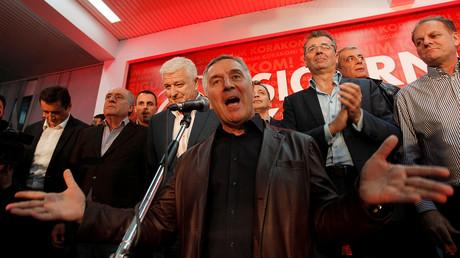 رئيس وزراء الجبل الأسود ميلو ديوكانوفيتش
