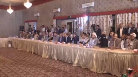 الحوثيون يطالبون برفع الحصار عن اليمن