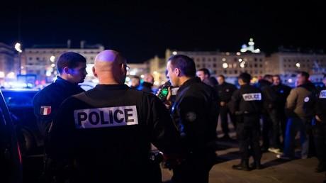 احتجاجات الشرطة الفرنسية