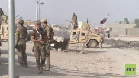تقدم للقوات العراقية جنوب الموصل
